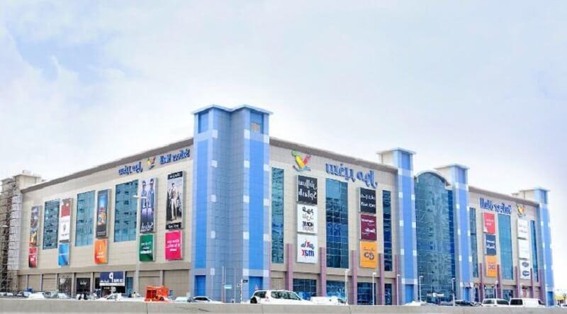 Торговый центр Сафир Молл (Safeer Mall)