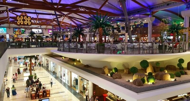 Торговый комплекс Sahara Centre