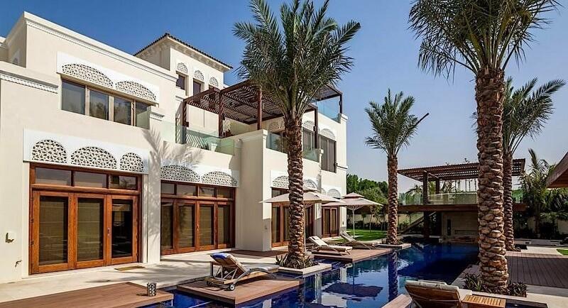 Виллы в эмирате Дубай