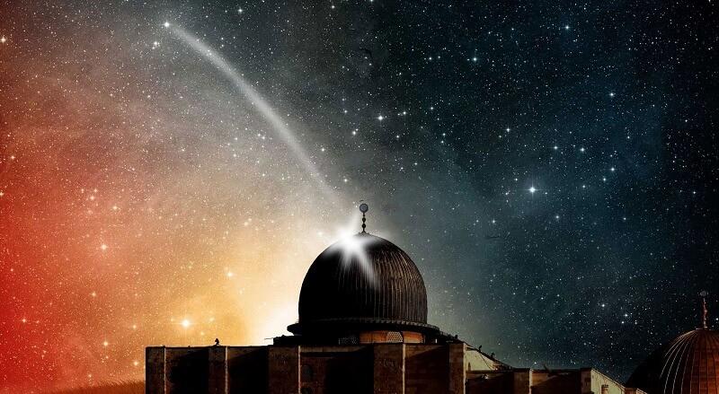 Празднование Исра и Мирадж в Дубае