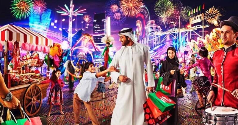 Национальные праздники в Эмирате Дубай