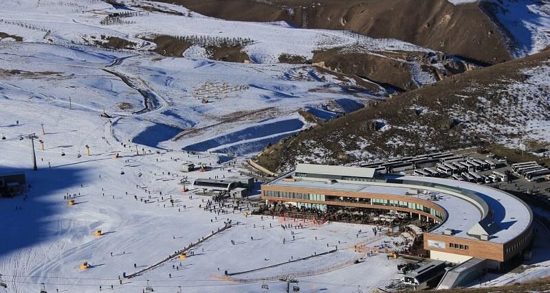 Лыжная база Шахдаг