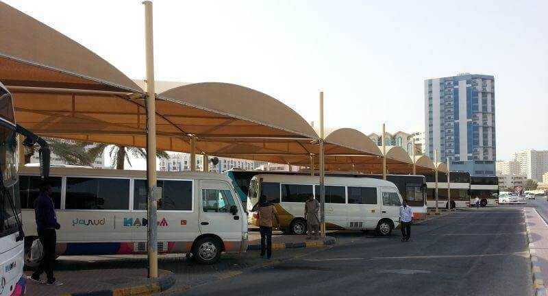 Автовокзал Рас эль-Хайма