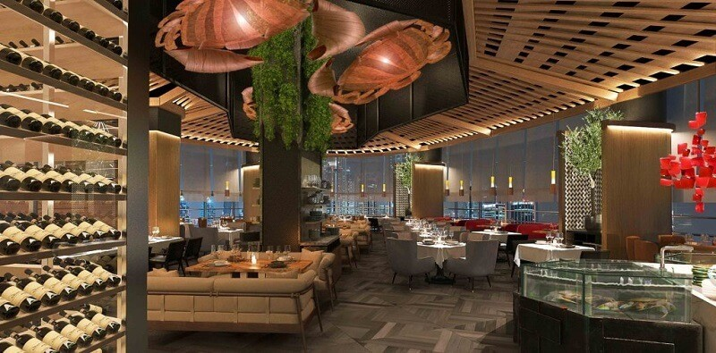 Русский ресторан в Дубае