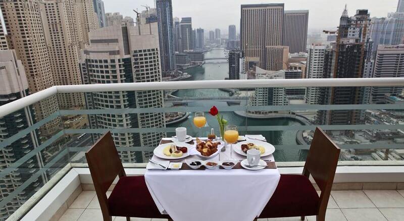 Расходы на проживание в Дубае