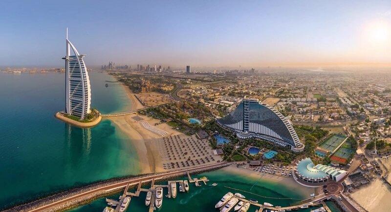 Обзорная экскурсия по Дубаю из Рас эль-Хайма