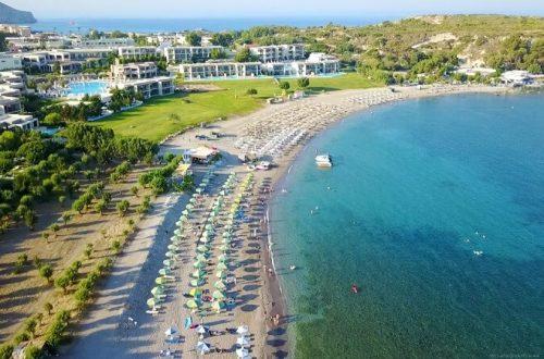 Курорт Колимбия, Греция