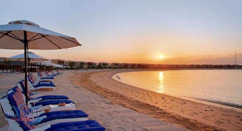 Пляжи в Рас эль-Хайма