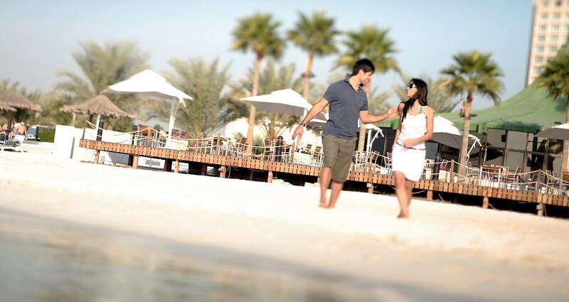 Пляж отеля InterContinental Bayshore