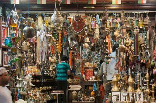 Сувениры из эмирата Дубай