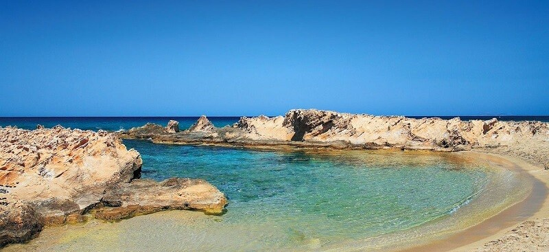 Пляжи Malia