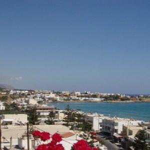 Греческий курорт Аналипси