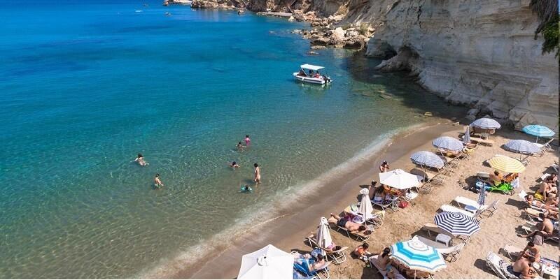 Пляжи Аниссарас