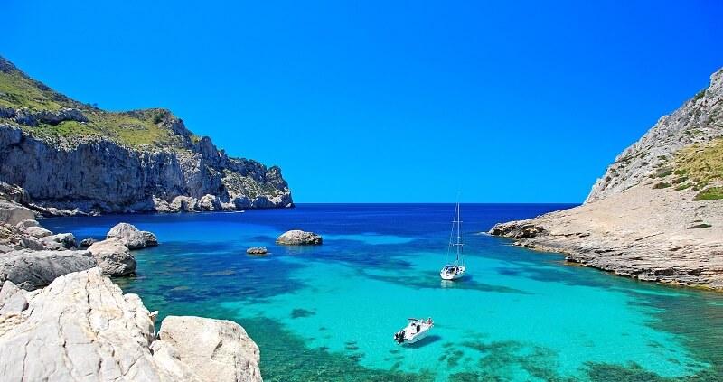 Кипрское море Греции
