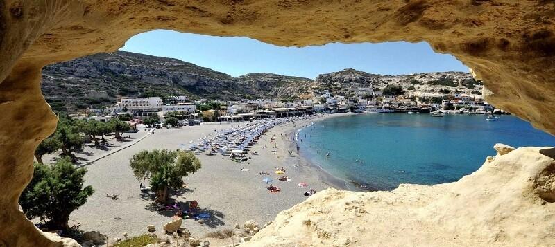Сезон отдыха на Крите
