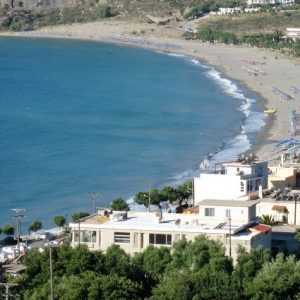 Курорт Плакиас на острове Крит