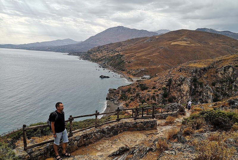 Достопримечательности на юге Крита