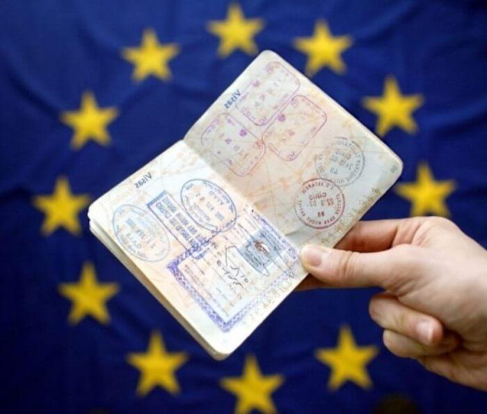 Виза в Грецию для украинцев