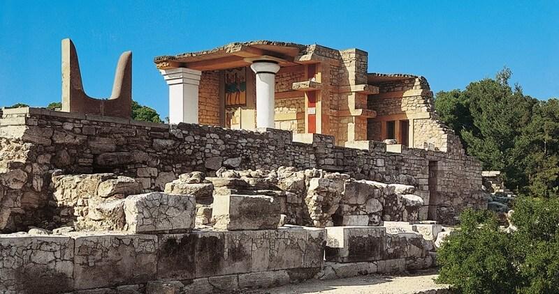 Минойский дворец