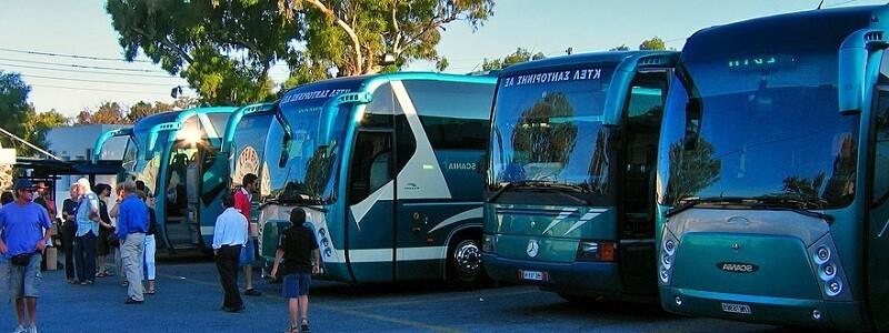 Общественный транспорт Крита
