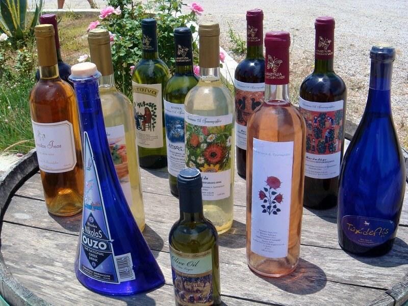 Критские вина