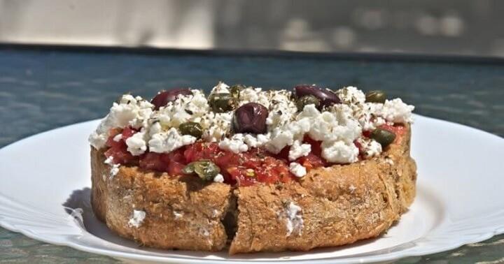 Национальная критская кухня