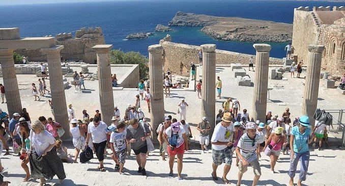 Открытие курортов Греции