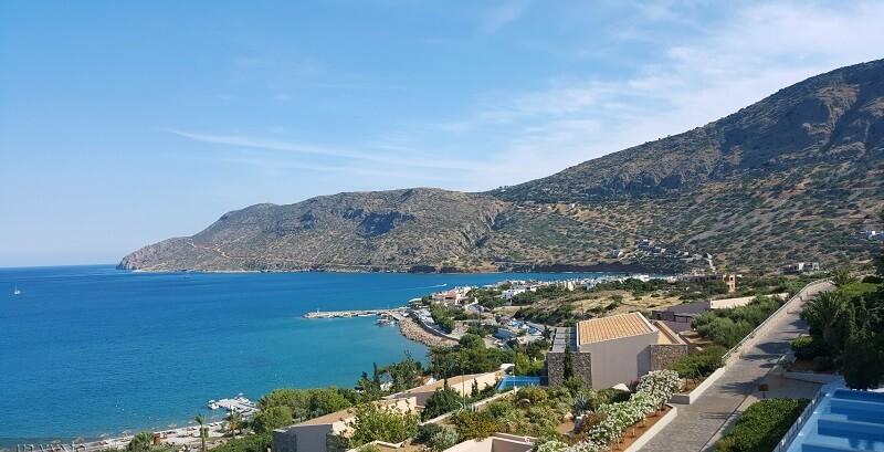Курортный поселок Элунда, Крит